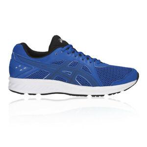 Asics-Homme-Jolt-2-Chaussures-De-Course-Baskets-Sneakers-Bleu-Sport-Respirant
