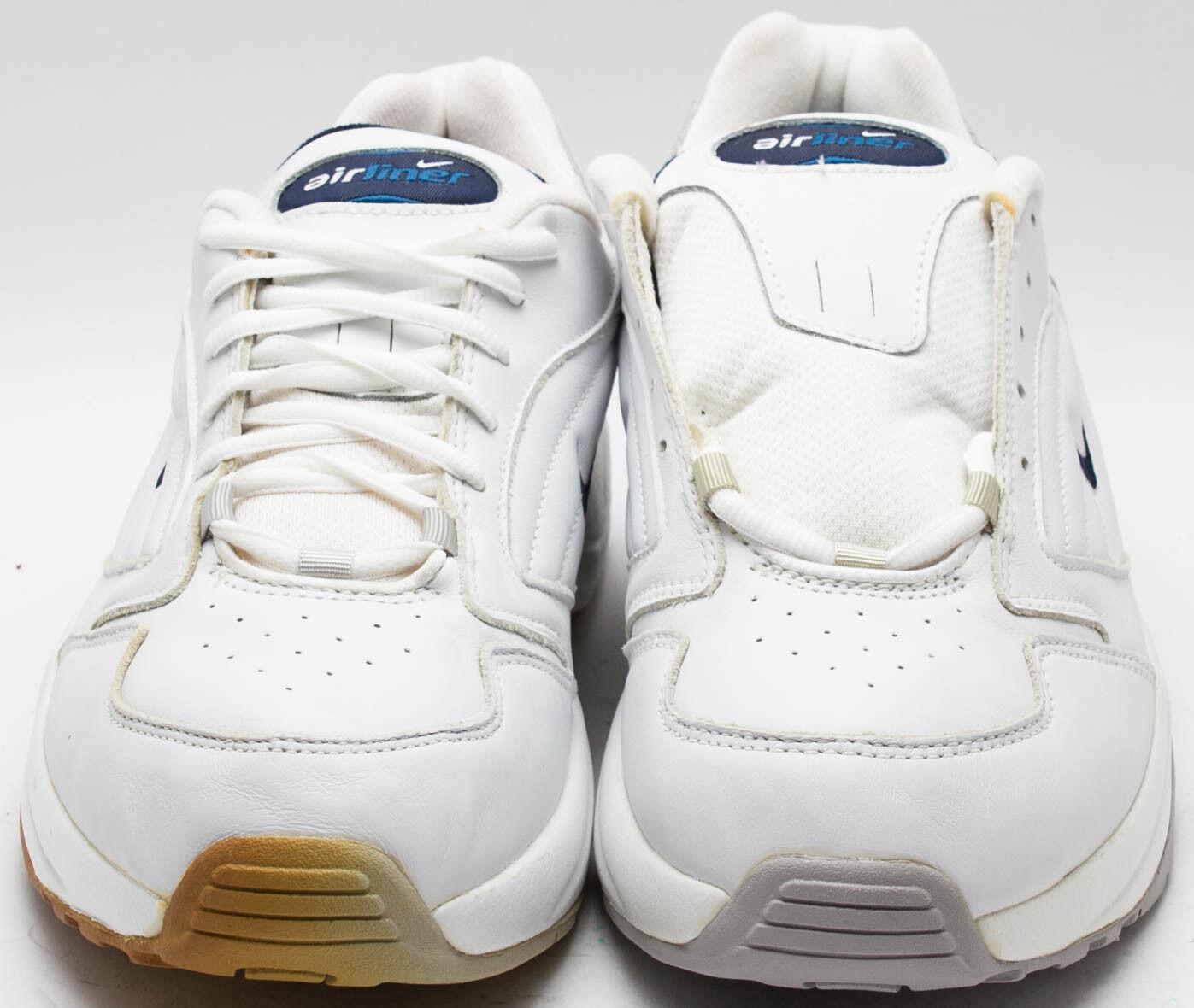Nike Damen Vintage 1999 Cross niedrig Trainer A. S.3 niedrig Cross 173175-141 weiß Größe 8.5 e946ec