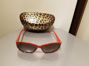 New-GUESS-Red-Women-039-s-Sunglasses-GU7436-66E