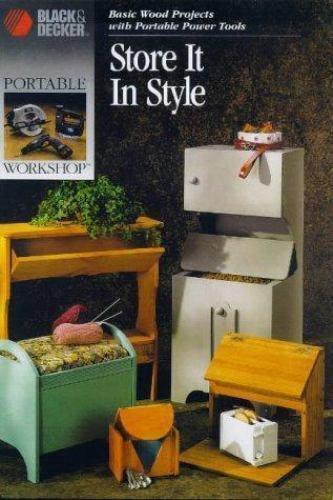 Store It in Style by Cy Decosse Inc
