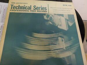Stereophonique-Frequency-Test-Record-Vinyl-LP-Album-STR-110-CBS-utilise-binad-34