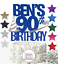 CUSTOM Glitter Cake Topper Personalised 16th,18th,21st,40th,50,90,30th Birthday
