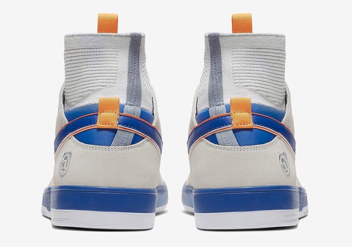 MEDICOM TOY Bearbrick x Nike SB Dunk Dunk Dunk High Elite QS 918287-147 New 753ec8