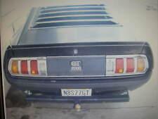Toyota celica fast back rear filler paneldelete panel 1976-1977 76-77