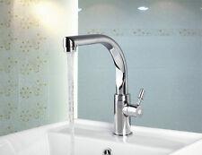 Laiton salle de bains et cuisine pivotant Robinet mitigeur eau pulvérisée Sypo