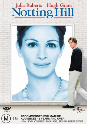 1 of 1 - Notting Hill (DVD, 1999) Julia Roberts and Hugh Grant