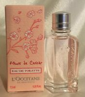 L'occitane Loccitane Cherry Blossom Fleurs De Cerisier Edt 0.25 Oz Mini Perfume