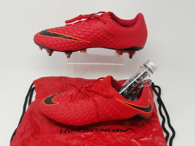 wholesale dealer 3f394 22028 Nike Hypervenom Phantom III SG Pro Soccer Cleats 903622 617 Men's Size 6  WMN 7.5