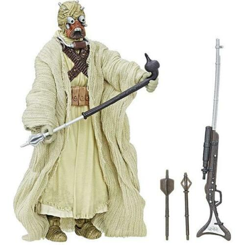 """STAR WARS THE BLACK SERIES 6/"""" INCH 40th ANNIVERSARY WAVE 2 SAND PEOPLE MOC"""