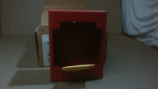 Simplex 690 317 Red Back Box For Pull Station New In Box