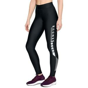 Under-Armour-HeatGear-Graphic-Damen-Leggings-Sport-Tights-Sporthose-Trainingshos