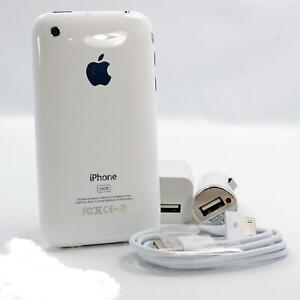 Apple-iPhone-3GS-AT-amp-T-A1303-Smart-Phone-3G-Speed-Fast-Ship