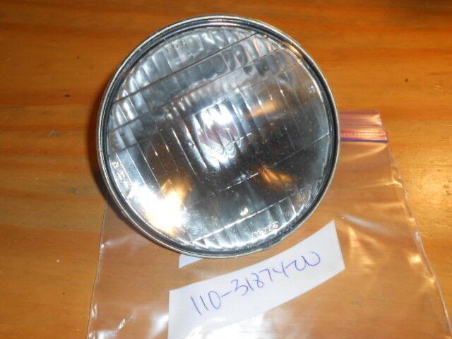 NOS Yamaha Headlight Lens Bulb Stanley CV15 15W 110-31874-00