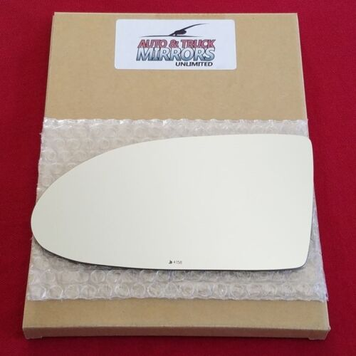 Mirror Glass For 06-09 Hyundai Accent Driver Side Replacement