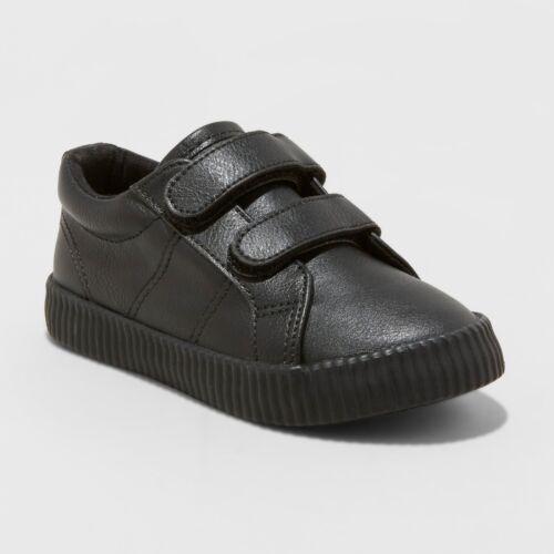 Toddler Boys/' Talmadge Triple Strap Sneakers Cat /& Jack Black