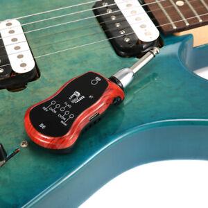 5-Sound-Mode-Bluetooth-Wireless-Digital-Electric-Guitar-Effect-Amplifier-Systems