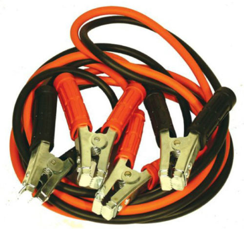 Booster Cables HD HEAVY DUTY 1000Amp 6 Metre Copper Cable Jump Leads