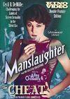 Manslaughter Cheat 0738329024420 DVD Region 1
