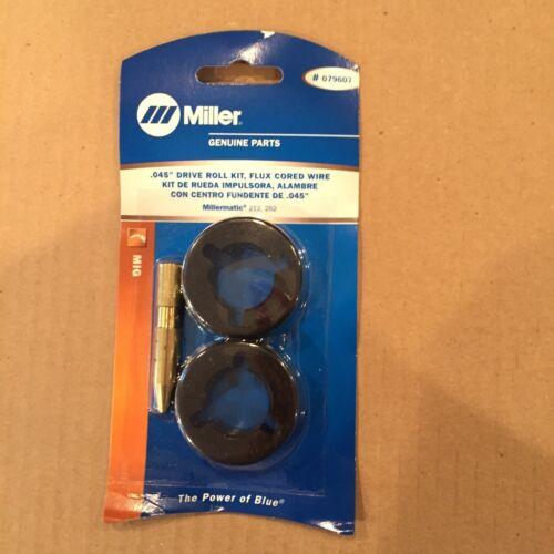 """Miller .045/"""" Drive Roll Kit #079607"""