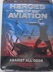 HEROES-OF-AVIATION-AGAINST-ALL-ODDS-BOXSET-4-DVD-METAL-BOX-sealed