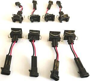 LQ4, LQ9 4.8 5.3 6.0 Delphi wire Harness to LS1 LS6 LT1 EV1 Injector  Adapters   eBayeBay