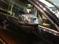 Chrome Side Mirror Cover Trim Free Shipping for 2015-2016 Subaru Outback New