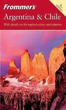 Frommer's Argentina and Chile (Frommer's Complete Guides) Mroue, Haas, Schreck,