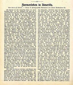 Ehrlich Farmerleben In Amerika Milchmaschine Dreschmaschine Erntezeit Farmerhaus Von1911 Belebende Durchblutung Und Schmerzen Stoppen Geschichte & Politik Sonstige