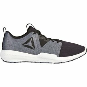 NEW Reebok HydroRush TR Men s Training Shoes Black Grey CN1127 Size ... b09243e61