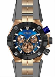 Invicta Sea Hunter Mens Swiss Quartz 52MM Case MODEL 32137 200M Water Resistant