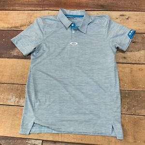 Oakley-Mens-Golf-Polo-Shirt-Size-Small-B119
