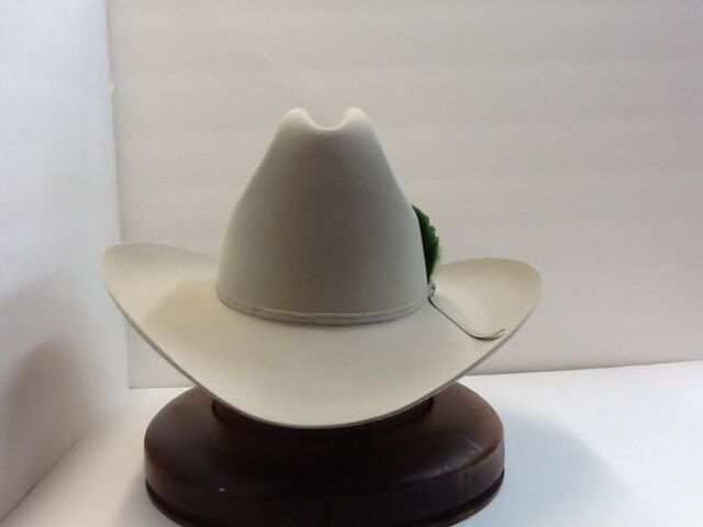 1005b3636 RESISTOL4X BEAVER HAT QUARTER HORSE S.BELLY NewW/tags+FREE hat brush+NOTAX  SELL!