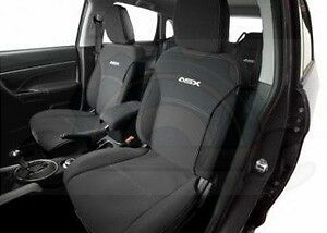 Mitsubishi-ASX-Front-Seat-covers-pair-Brand-New-Genuine-2010-2017-accessories
