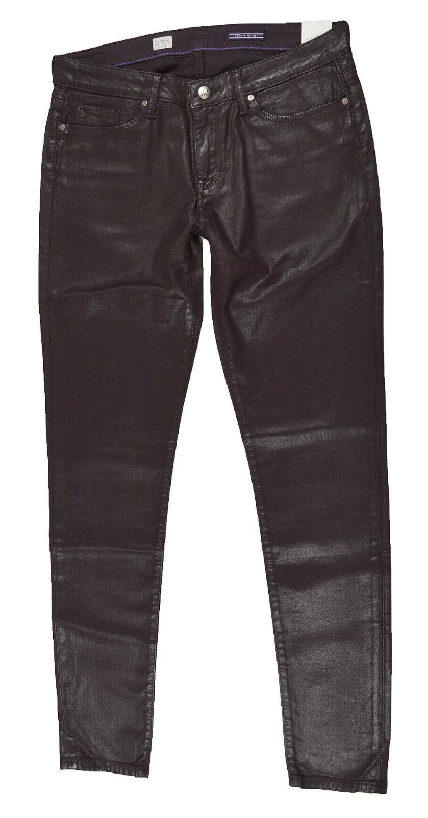 Tommy Hilfiger Como LW Minaj Jegging Fit W30L32 (30 30) Damen Jeans Hose 8-1337