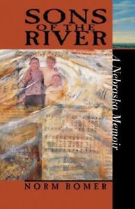Sons-of-the-River-by-Norm-Bomer-Paperback-Book-English-Free-Shipping-Memoir-PB