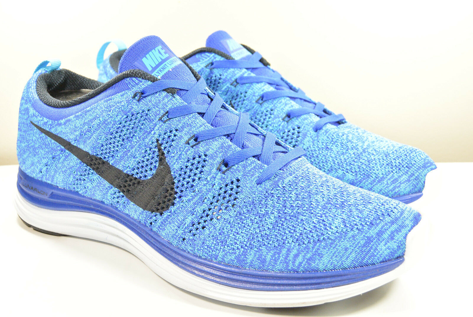 DS NIKE 2018 FLYKNIT LUNAR1 GAME ROYAL 13 OLYMPIC WOVEN PRESTO AIR MAX 1 90