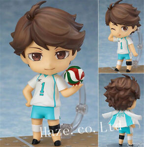 Anime-Oikawa-Tooru-Nendoroid-PVC-Figura-Estatuilla-10cm-Juguete