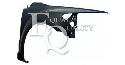 L04407 EQUAL QUALITY Parafango anteriore Sx DODGE CALIBER 1.8 150 hp 110 kW 1798