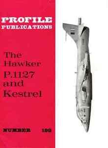 AERONAUTICA AIRCRAFT Publications Profile 198 - Hawker P.1127 & Kestrel - DVD - Italia - AERONAUTICA AIRCRAFT Publications Profile 198 - Hawker P.1127 & Kestrel - DVD - Italia