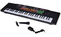 54 Keys Music Electronic Keyboard Kid Electric Piano Organ Record Playback W/mic on Sale