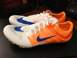 first rate 982f5 61123 Image is loading Nike-Zoom-Ja-Fly-2-White-Orange-705373-