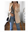 Women-Slim-Casual-Blazer-Jacket-Top-Outwear-Long-Sleeve-Career-Formal-Long-Coat thumbnail 24