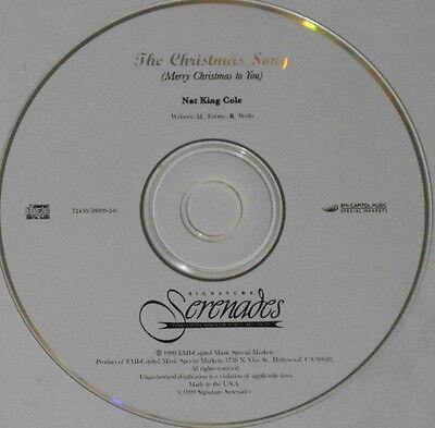 Nat King Cole The Christmas Song U.S. cd | eBay