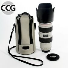 Canon EF 70-200mm f/2.8 L IS USM Lens - Read!