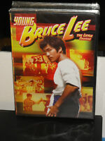Young Bruce Lee: The Little Dragon (dvd) Biography Brand