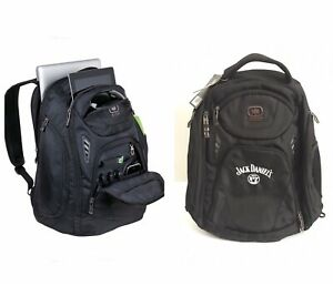 Details About Ogio Jack Daniels Backpack Mercury 17 Computer Laptop Bag Black New With Tags