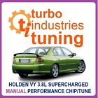 Holden VY Supercharged V6 Manual 190kw Chip XU6 Memcal Tune Commodore Calais