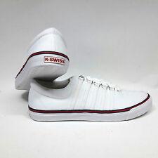 K-Swiss surf 'n turf og 50th Men cortos marca de zapatillas caballero blanco zapato talla 42