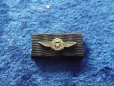 A26-BW01 BW deutsche Fallschirmjäger,  Fallschirmspringer Ordensspange gold