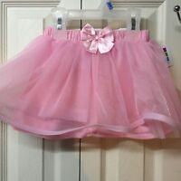 Girls Tutu Toddler 3t Size Pink Dance Skirt Birthday Halloween